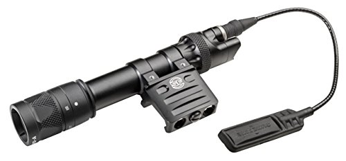 (SureFire M612V IR Scout Light with RM45 Low Profile Mount & DS07 Switch)