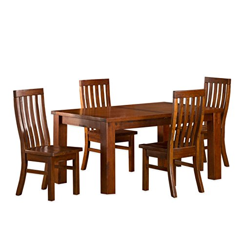 5-Piece Dining Set with Leaf