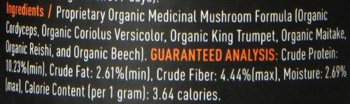 BIXBI Organic Pet Superfood Daily Dog & Cat Supplement, Skin + Coat, 60 Grams