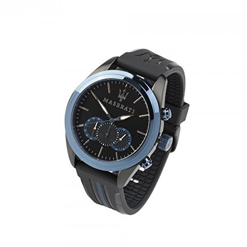 Amazon.com: Maserati Mens Watch Traguardo Chronograph R8871612006: Maserati: Watches