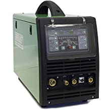 2017 Everlast PowerMTS 251Si Pulse MIG TIG Stick 250amp 110v/220v Multi Process Welder