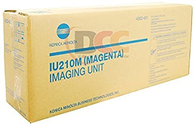 Genuine Konica Minolta IU210M Magenta Imaging Unit for Bizhub C250 C252