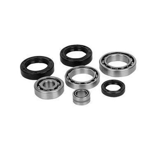 Metal//Rubber Big Bearing ATVKD-5 Arctic Cat 250 4x4 ATV Front Differential Bearing Kit Used with Arctic Cat 250 4x4 ATV Front Differential 2004 2005