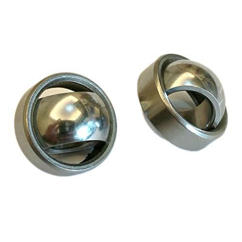 10pcs  GE4C Spherical Plain Radial Bearing 4x12x5mm