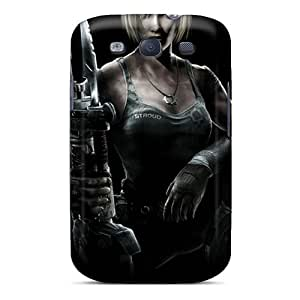 Premium Galaxy S3 Case - Protective Skin - High Quality For Gears Of War 3 Anya