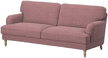 Soferia - IKEA STOCKSUND Funda para sofá de 3 plazas ...