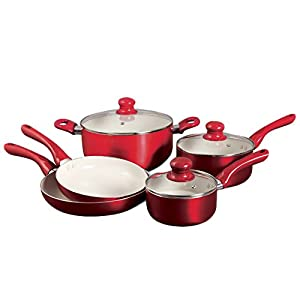 Oster Thorben 8-Piece Cookware Set