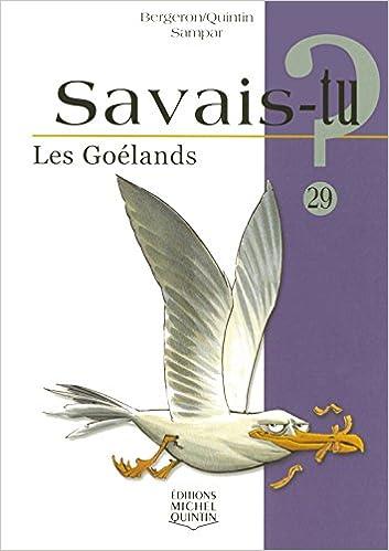 Livres gratuits en ligne Savais-tu - numéro 29 Les goélands epub, pdf