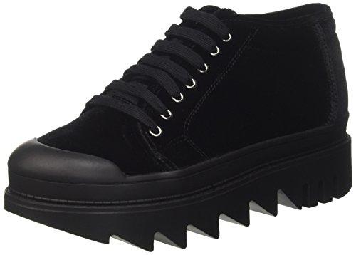 Basso Jeffrey Collo Donna Campbell Nero Jcp34jc114velSneaker A wmnvN80