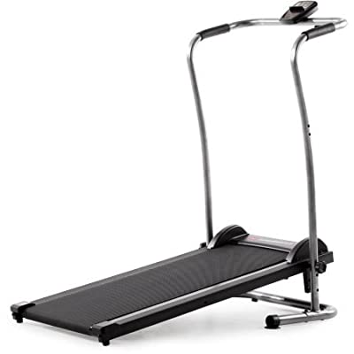 CardioStride 4.0 Manual Treadmill With 2-Position Adjustable Incline