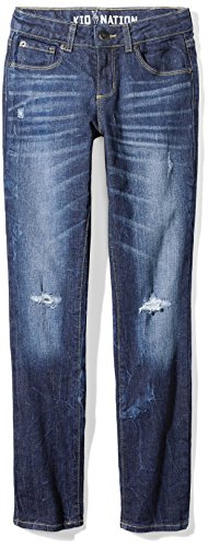 Kid Nation Girls Super Skinny-Fit Stretch Jean 4 Sullivan