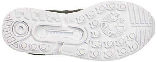 adidas Damen ZX Flux W Low-Top Grün (Utigre/utigre/ftwwht)