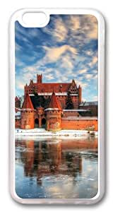 iphone 6 plus Case, iphone 6 plus Cases -Castle in Poland TPU Rubber Soft Case Back Cover for iphone 6 plus 5.5 inch Transparent