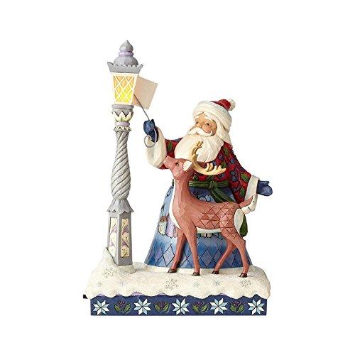 Heartwood Creek Santa Lighting LAMP