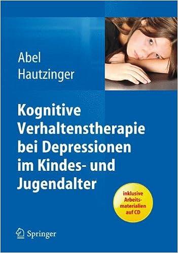 Kognitive Verhaltenstherapie bei Depressionen im Kindes- und ...
