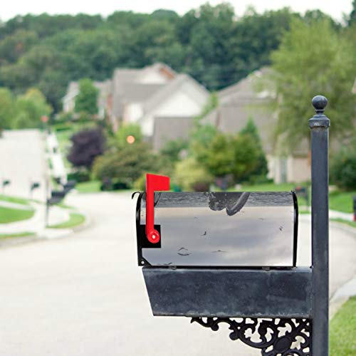 THKDSC Humpback Whale Jumping Out of Sleep Mailbox Covers Standard Size Original Magnetic Mail Cover Letter Post Box 21