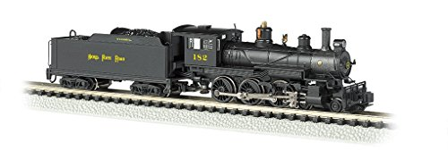 Bachmann Industries #182 Baldwin 4-6-0 Steam Locomotive for sale  Delivered anywhere in USA