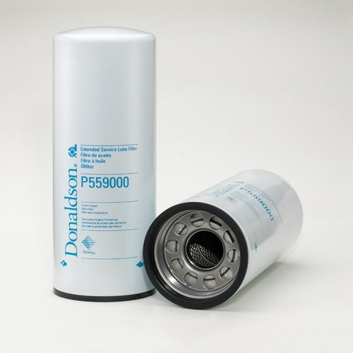 Donaldson P559000 Lube Filter, Spin-on, Full Flow (Pack of 4) by Donaldson