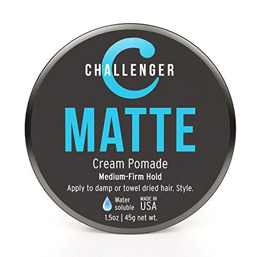 Challenger Men's Matte Cream