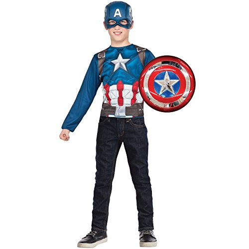 Imagine by Rubie's Avengers Assemble Captain America Super