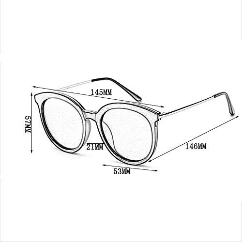B Personalizadas de se Sol A de con de Pueden Gafas de Conducción Gafas equipar de Miopía polarizadas Gafas Gafas Sol Color Sol qCw1qT8