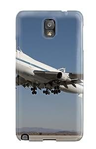 [HgAGVkj15510PjOPJ]premium Phone Case For Galaxy Note 3/ Aircraft Tpu Case Cover