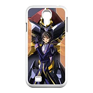Code Geass Samsung Galaxy S4 9500 Cell Phone Case White SA9725537