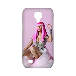 Snap-on Hot Hip-hop Rapper Nicki Minaj Sexy Picture Hard Plastic Protective Case Back Cover Shell for SamSung Galaxy S4 mini-4