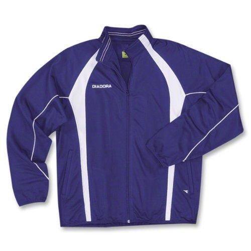 Diadora Womens Jacket - Diadora Coppa Jacket (Royal)