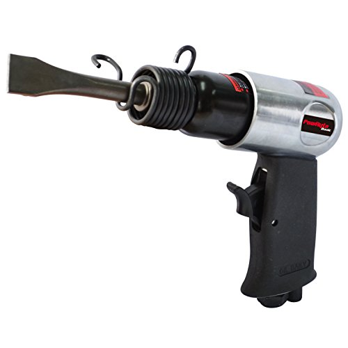 Air Air Hammer (PowRyte Basic Short Stroke Air Hammer with Flat Chisel)
