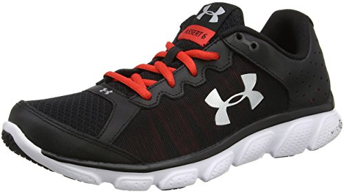 Under Armour Ua Micro G Assert 6 - Zapatillas de running Hombre Negro (Black 004)