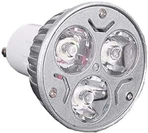 270-300LM 3W 220-240V GU10 LED lamp light Spotlight White led lighting GH8058