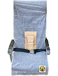 Airplane Seat Covers (2 Disposable Covers Per Package)
