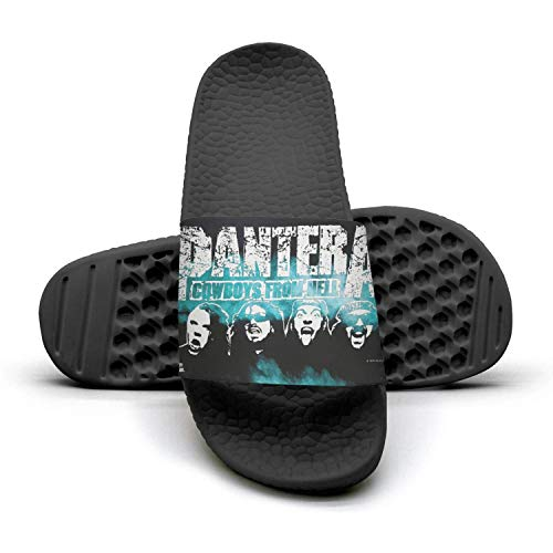 Womens Shoes Pantera for Hell Cowboys Slippers Cowboys Rock Band Sandals From Pantera Slippers Womens from AAqrwFfP