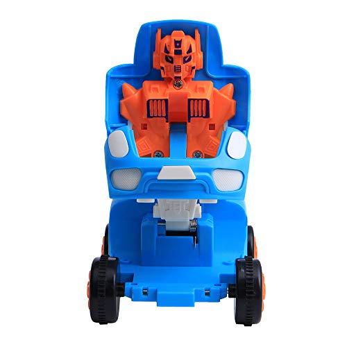 - Alimao 2019 New Cars Transformers Action Figure Model Robot Toy Transform Pull Back Cars Toys