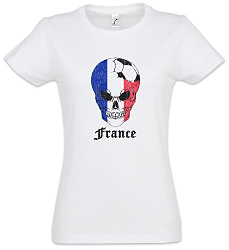 Women Football Skull France I T Tamaños Xs shirt Mujer Urban Backwoods 2xl Girlie – xw0pqWEH4t