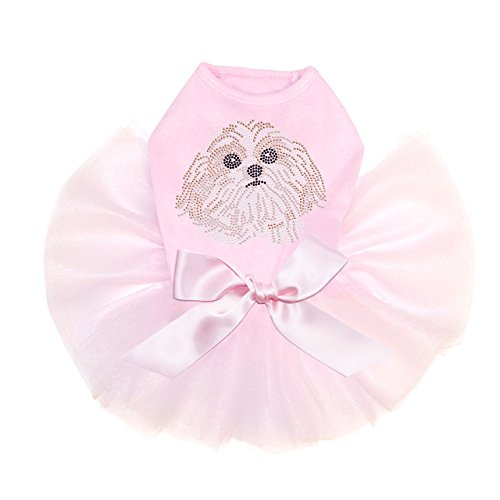 Dog in the Closet, Shih Tzu Dog Tutu by Dog in the Closet
