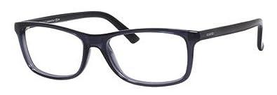 d2595804de8 Amazon.com  Gucci GG1071 Eyeglasses-05CM Blue Black -54mm  Shoes