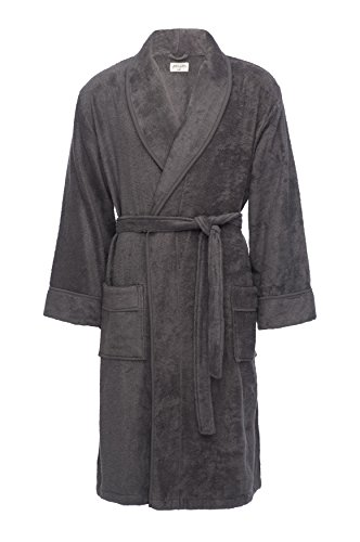 Pure Fiber Kensington Terry Robe - Women Bamboo Viscose C...