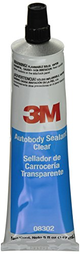 (3M 08302 Ultrapro Clear Autobody Sealant Tube - 5 oz.)