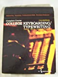 College Keyboarding-Typewriting, Duncan, C. H. and Warner, S. Elvon, 0538207507