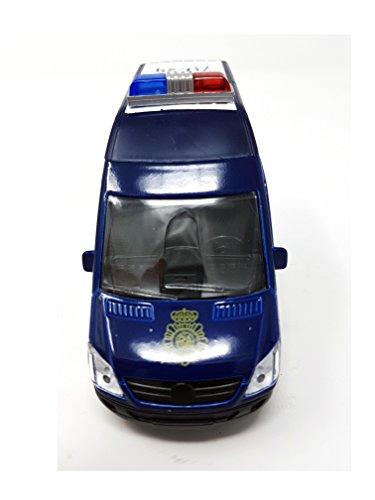 PLAYJOCS FURGÓN POLICÍA Nacional GT-3689 8
