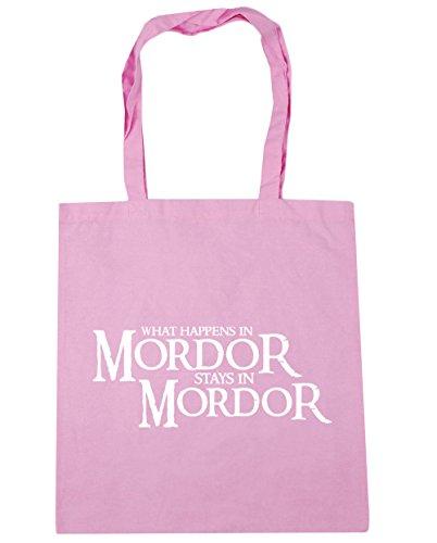 X38 42 cm a Tote spiaggia Cosa Classic cm 10 da litri succede Borsa Mordor Shopping Pink Soggiorni Hippowarehouse qP7pxvgw