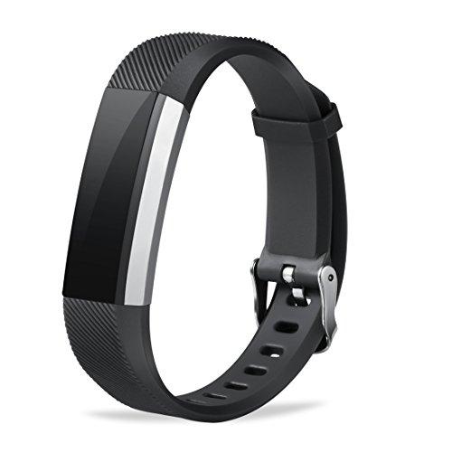 Winsenpro Fitbit Alta HR Bands, 12 Pack Replacement bands for Fitbit Alta and Alta HR, Large Small 12