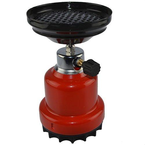 Lighter Gas Camping Stove Shisha Coal Lighter Barbecue Lighter 4x Gas Cartridges