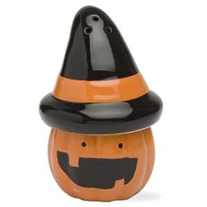 Halloween Pumpkin Salt and Pepper Shaker