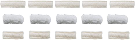 """Bit for Electroplating 5 1//4/"""" Cotton Application Sleeve for 1//4/""""  Anode"""