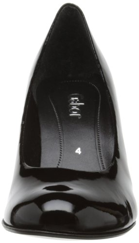 Gabor Lavender Manmade - Zapatos de Vestir de otras pieles mujer negro - Noir (Black)