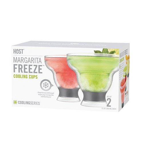 Margarita FREEZE Cooling Cups (set of 2) by HOST by HOST (Image #2)