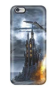 Durable Defender Case For Iphone 6 Plus Hard Cover(dragon)